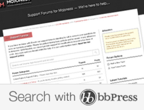 Add Search to bbPress WordPress Plugin